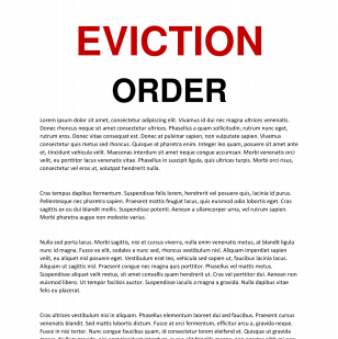8 Property Experts Explain The Residential Eviction Process